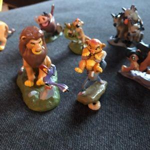 Disney Lion King figure set